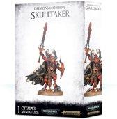 Age of Sigmar/Warhammer 40.000 - Daemons of Khorne Skulltaker