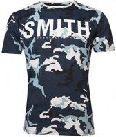 Basic Wear heren shirt Jukins navy - maat M