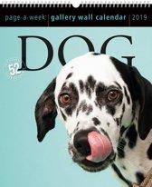 Honden - Dog Gallery Weekkalender 2019