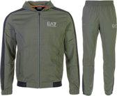 EA7 Tracksuit Heren  Trainingspak - Maat M  - Mannen - groen