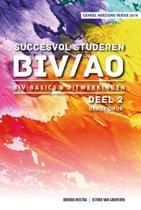 Succesvol Studeren voor BIV/AO 2 - Succesvol studeren voor BIV/AO deel 2