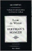 Leon de Winter: Hoffman's honger