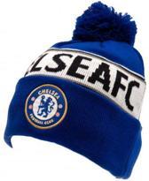 Chelsea FC - Muts Pompon - Volwassenen - Blauw