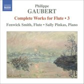 Gaubert:Comp.Works For Flute.3