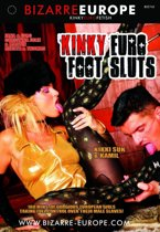 Kinky Euro Foot Sluts