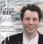 Grieg: Pieces Lyriques Op. 54, 57 &