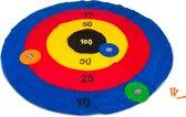BS Disc deluxe - Frisbee spel - Blauw