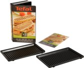 Tefal Snack Collection XA8003 - Bakplaat/paniniplaat