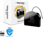 FIBARO Relay Switch 2 x 1.5kW - Werkt draadloos met Z-Wave controller
