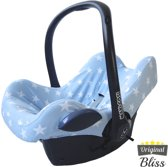 Bliss - Maxi Cosi Hoes voor Cabriofix Pebble Citi - Ster Lichtblauw