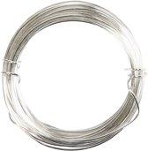 Creativ Company 61006 Jewelry cord Zilver 10m 1stuk(s) sieradenaccessoire