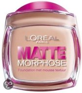 L'Oréal Paris Matte Morphose Foundation - 115 Ivoire Dore