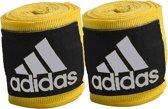 adidas Boxing Crepe - Bandage - 255 cm - Geel