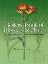 Besler's Book of Flowers and Plants: 73 Full-Color Plates from Hortus Eystettensis, 1613