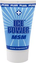 Ice Power Gel + MSM 100 ml