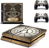 Assassin's Creed - PlayStation 4 sticker - PS4 console skin bundel