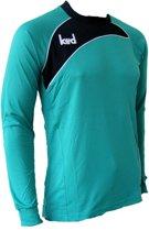 KWD Keepershirt Primero - Zeegroen/zwart - Maat XL