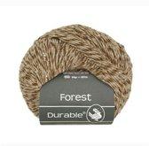 5 X Durable Forest 4003 Midden bruin gemêleerd