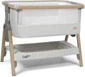 Tutti Bambini CoZee - Bedside Wieg - Oak/Silver