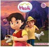 Heidi 3:Ein Wolf Im Dorfli