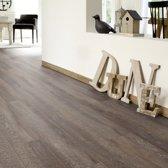 PVC vloer Tarkett Starfloor Click 30, Smoked oak/dark grey