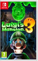 Cover van de game Luigis Mansion 3 - Switch