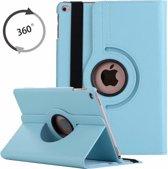 Apple iPad 10.2 (2019) 360° Draaibare Hoes - Turquoise