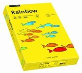 Rainbow gekleurd papier A4 80 gram 18 diepgeel 500 vel