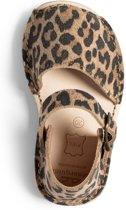 Menorquina-espagnol-sandales Taille De Avarca-panthère-femmes 39 7byjbx95