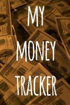 My Money Tracker: The perfect way to record how much money you are spending - perfect to reflect on your spending!