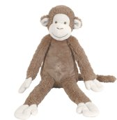 Happy Horse Mickey de aap pluche lichtbruin 43 cm