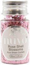 Tonic Studios • Nuvo confetti 35ml rose shell blossoms