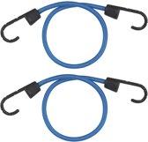MasterLock 2 snelbinders 100cm blauw 4375EURDAT
