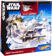 Star Wars - Hoth Echo Base Battle - Hot Wheels
