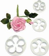 PME Petal cutter 5 blads set/4