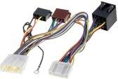 ISO aansluitkabel Parrot-handsfreeset; Mazda, Nissan, Opel, Renault, Subaru