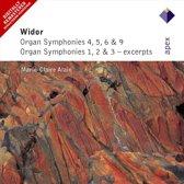 Marie-Claire Alain - Widor Organ Symphonies
