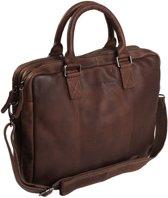 Chesterfield Bags Leren Laptoptas 15 inch Floris Cognac
