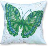 Diamond Dotz Butterfly Green (44x44 cm) - Diamond Painting