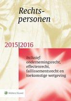 Rechtspersonen 2015/2016