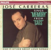 """Jose Carreras sings """"Memory"""" from """"Cats"""" and 15 Other Great Love Songs"""