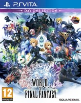 World of Final Fantasy - Day One Edition - PS Vita
