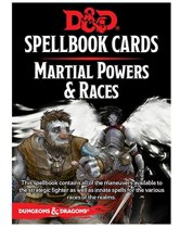 Dungeons and Dragons Spellbook Cards - Martial Powers & Races (61)