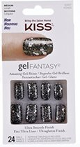 Kiss Gel Fantasy Nail , Freshen Up  KGN05 medium