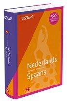 Van Dale middelgroot woordenboek - Nederlands-Spaans