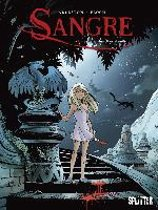 Sangre 01. Sangre, die Überlebende