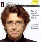 Symphony Nr. 41/44/47