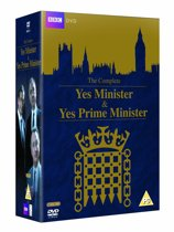 Yes Minister and Yes Prime Minister Complete Collection (Import)