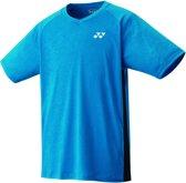 Yonex Sportshirt 16326ex Heren Blauw Maat M