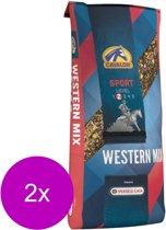 Cavalor Western Mix - Paardenvoer - 2 x 20 kg Sport